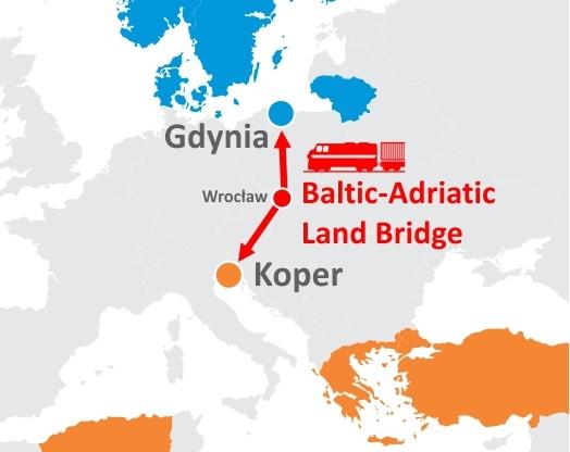 Nowy Most Lądowy Bałtyk-Adriatyk - GospodarkaMorska.pl