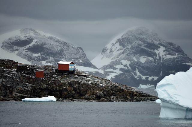 Dyplomaci i naukowcy ostrzegają przed rosnącymi wpływami Chin na Antarktydzie - GospodarkaMorska.pl