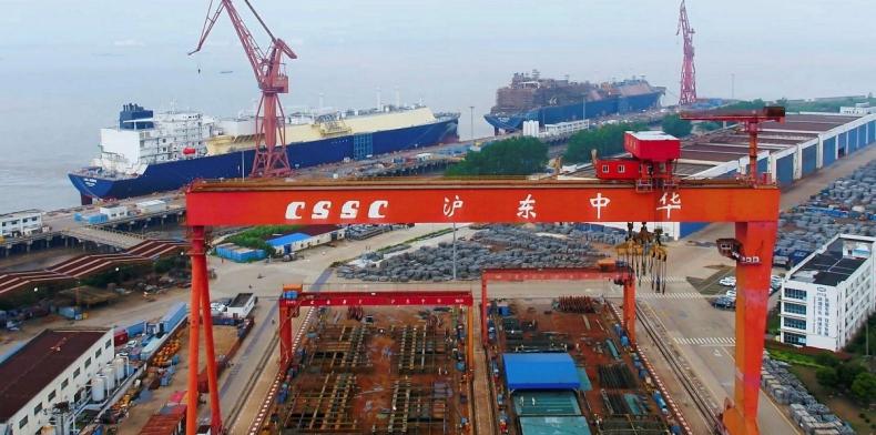 CNPC zamawia kolejne gazowce LNG w Hudong Zhonghua - GospodarkaMorska.pl