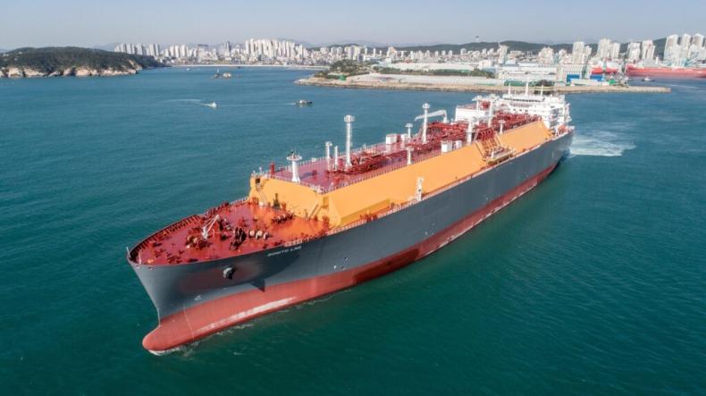 KSOE zdobyło zamówienie na dwa zbiornikowce LNG - GospodarkaMorska.pl