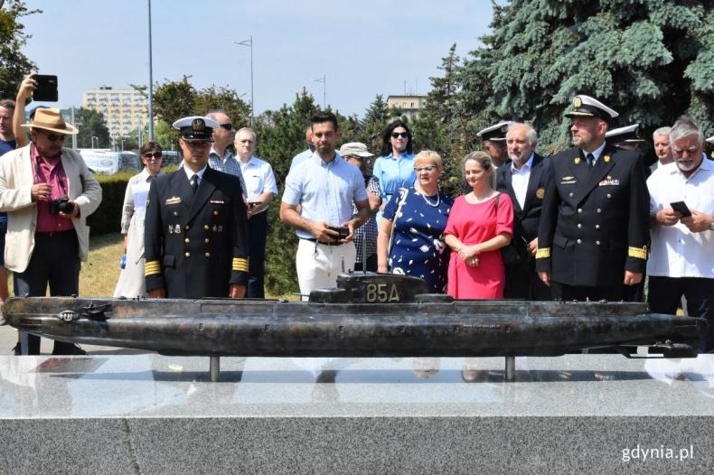 "Dotknij okrętu podwodnego ORP ""Orzeł"" - GospodarkaMorska.pl"