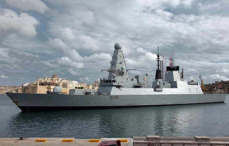 Rosja. MSZ: działania HMS Defender były prowokacyjne i niebezpieczne - GospodarkaMorska.pl