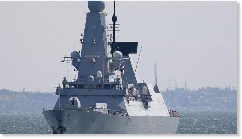 Rosja: USA i W. Brytania swoimi działaniami na Morzu Czarnym próbują sprowokować konflikt - GospodarkaMorska.pl