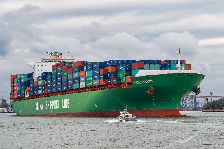 Seaspan z nowymi umowami na budowę kontenerowców - GospodarkaMorska.pl