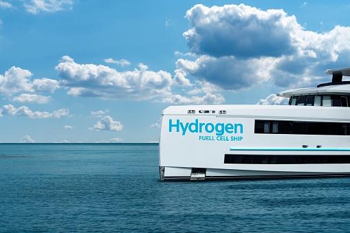 Norweski Statkraft stanął w kolejce, by dostarczyć ekologiczny wodór na 88-metrowy bezemisyjny statek - GospodarkaMorska.pl