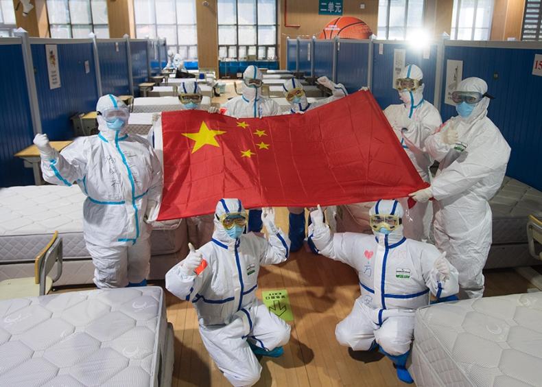 Zbudować szczęście na cudzym nieszczęściu. Czy Chiny skorzystały z pandemii koronawirusa? - GospodarkaMorska.pl
