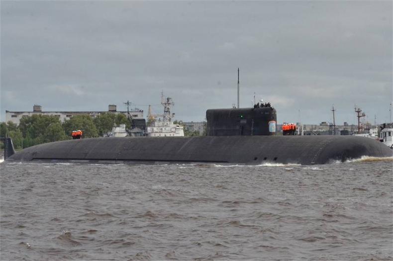 Rosja testuje okręt przenoszący podwodne drony z napędem atomowym - GospodarkaMorska.pl