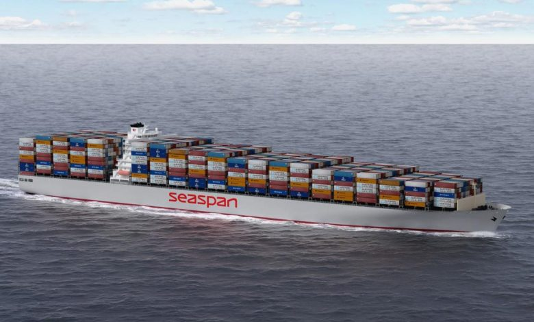Seaspan wciąż poszerza flotę - armator zamawia sześć statków o ładowności 15 000 TEU - GospodarkaMorska.pl