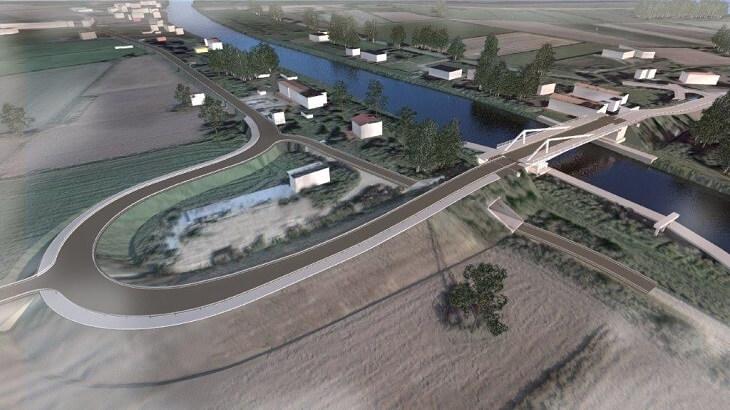 Przekop Mierzei - w lipcu ma się rozpocząć przebudowa toru wodnego na rzece Elbląg - GospodarkaMorska.pl