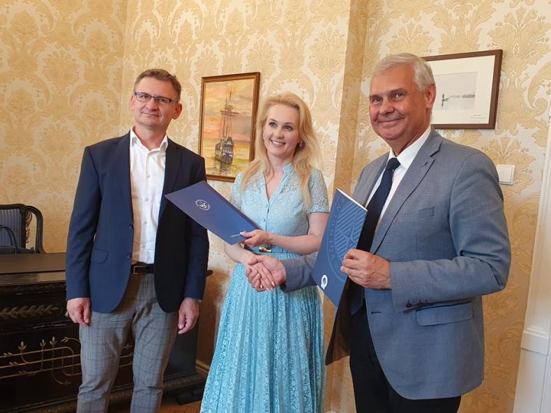 Północna Izba Gospodarcza i Uniwersytet Szczeciński podpisały umowę o współpracy - GospodarkaMorska.pl