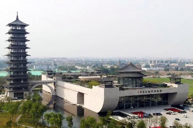 Chińskie Muzeum Wielkiego Kanału w Yangzhou oficjalnie otwarte - GospodarkaMorska.pl