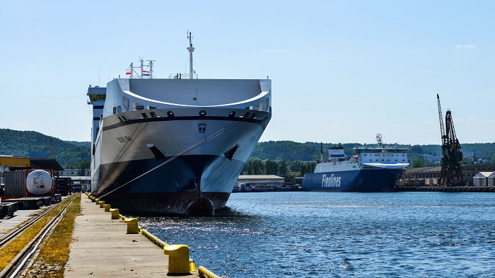 OT Port Gdynia trzyma poziom – podsumowanie I półrocza - GospodarkaMorska.pl