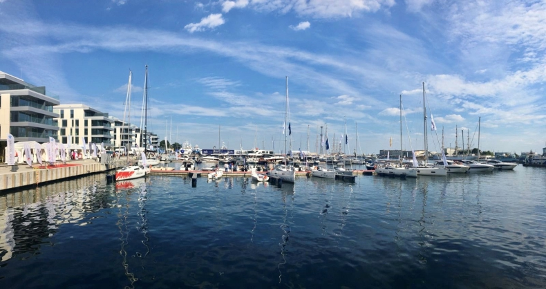 Marine Works na Polboat Yachting Festival - GospodarkaMorska.pl