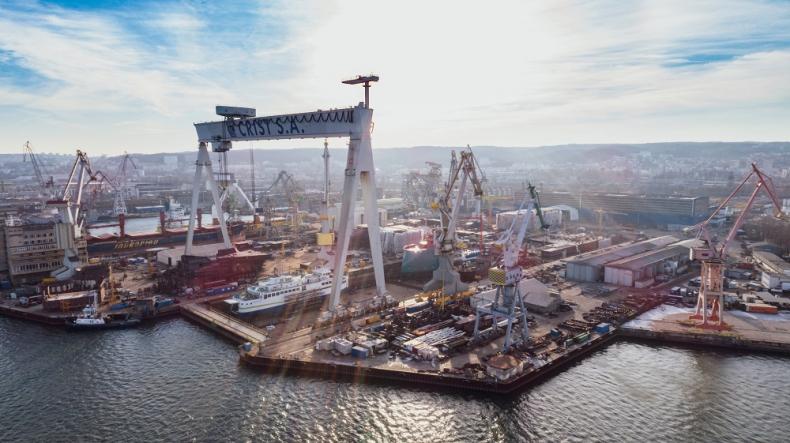Stocznia Crist S.A. i biuro projektowe Seatech Engineering współpracują przy budowie luksusowego statku wycieczkowego - GospodarkaMorska.pl