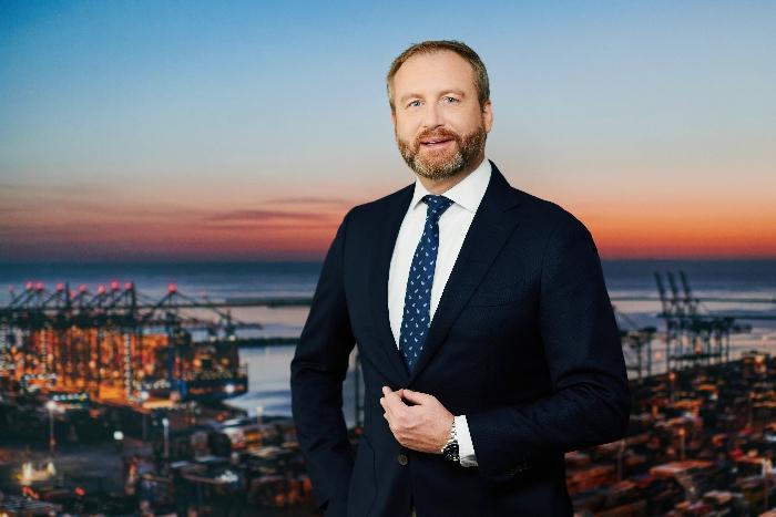 Charles Baker nowym dyrektorem generalnym DCT Gdańsk - GospodarkaMorska.pl