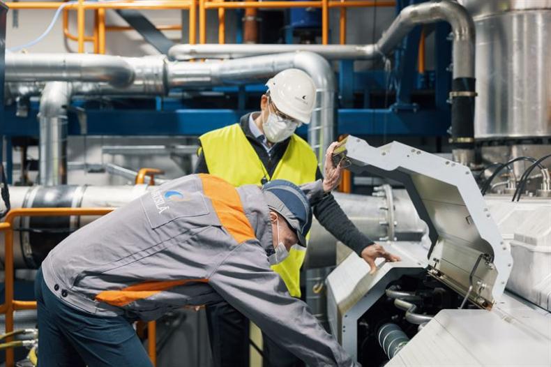 Wärtsilä przeprowadza pełne testy silników z wykorzystaniem wodoru i amoniaku - GospodarkaMorska.pl