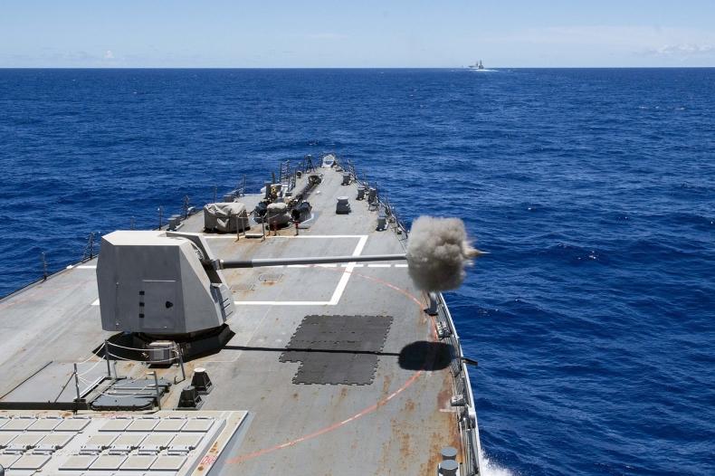 Korea Płd: Ognisko Covid-19 na okręcie do walki z piratami, 247 zakażonych marynarzy - GospodarkaMorska.pl