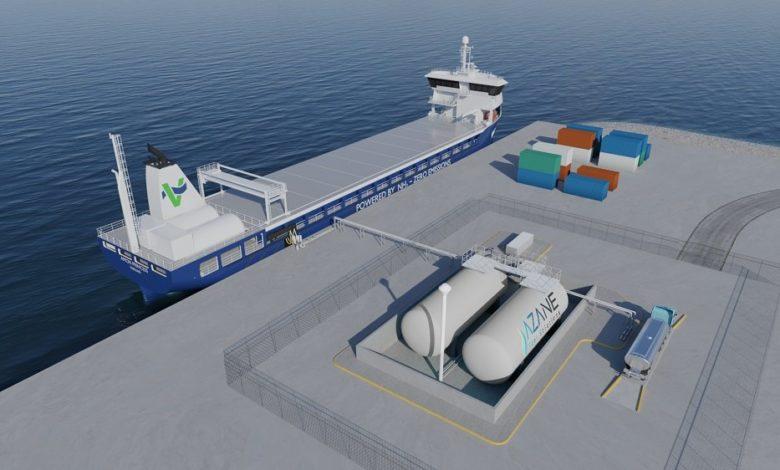 Norwedzy zbudują pierwsze terminale do bunkrowania amoniaku - GospodarkaMorska.pl
