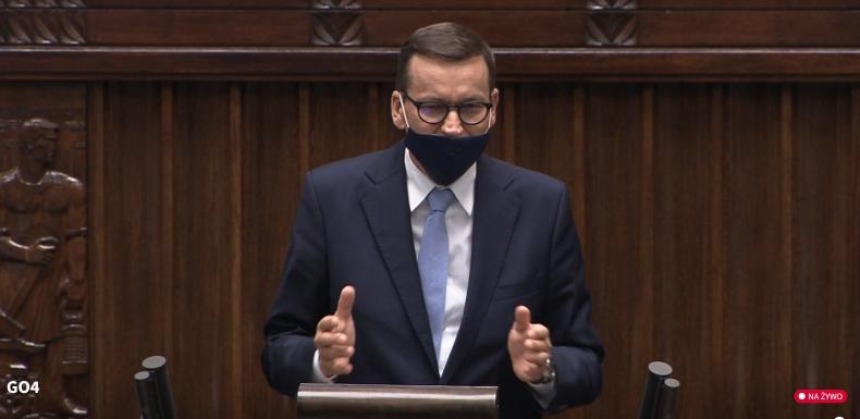 Premier: porozumienie Nord Stream 2 to projekt, który pomaga zbroić się Rosji - GospodarkaMorska.pl
