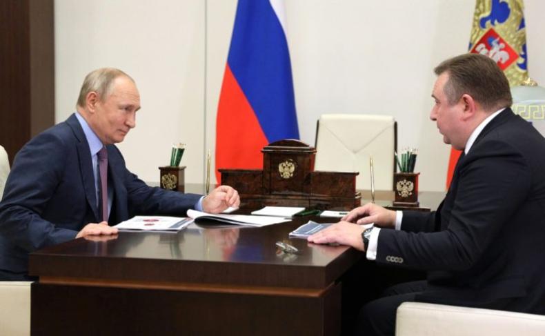 Putin rozważa wykorzystanie żeglugi bliskiego zasięgu, aby ominąć Kanał Sueski - GospodarkaMorska.pl