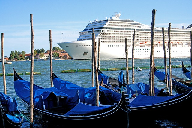 Rząd chce ochronić Wenecję  - do portów nie wpłyną wycieczkowce  - GospodarkaMorska.pl