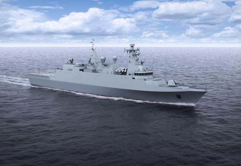 Kontrakt na Mieczniki. Umowa na trzy fregaty podpisana, znamy szczegóły - GospodarkaMorska.pl