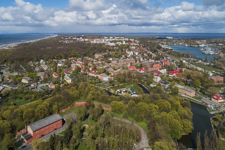 Port w Bałtyjsku. Baza floty będzie jedną z najnowocześniejszych na świecie - GospodarkaMorska.pl
