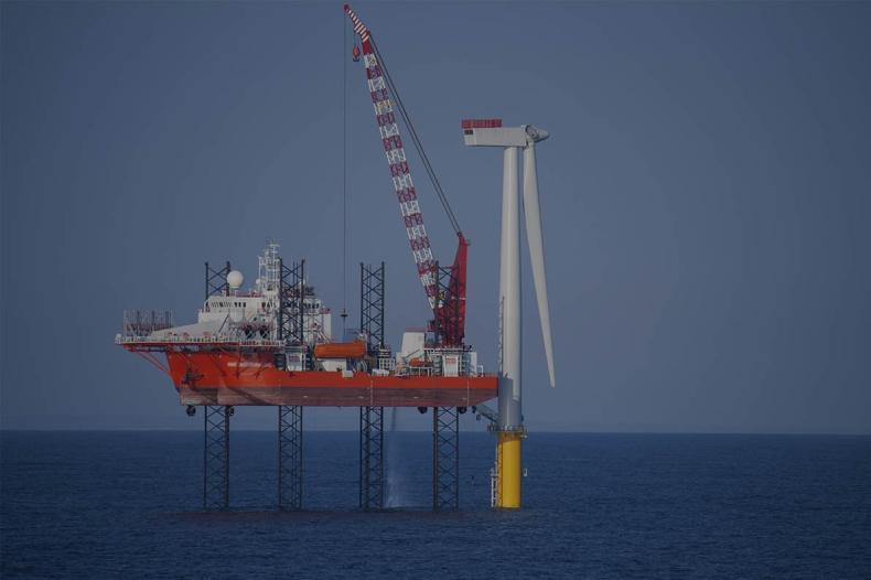Zielona era morskiej energetyki wiatrowej - GospodarkaMorska.pl