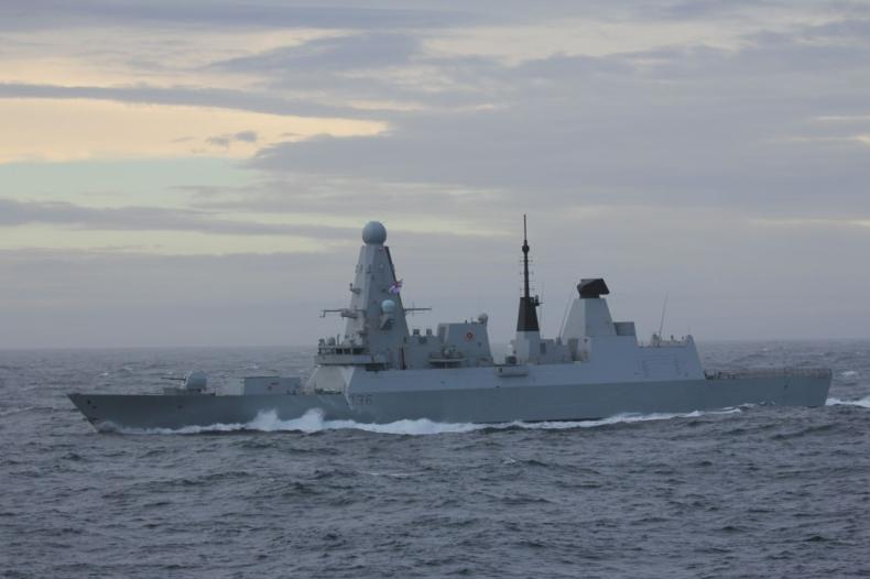 Wielka Brytania liczyła się z agresywną reakcją Rosji na misję HMS Defender - GospodarkaMorska.pl