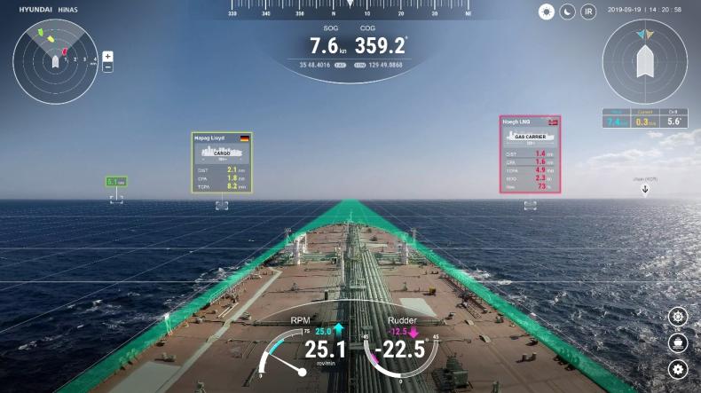 Hyundai przetestuje autonomiczną nawigację - GospodarkaMorska.pl