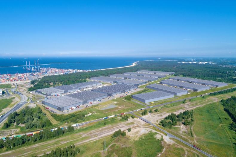 GLP rozbudowuje Pomorskie Centrum Logistyczne obok DCT Gdańsk - GospodarkaMorska.pl