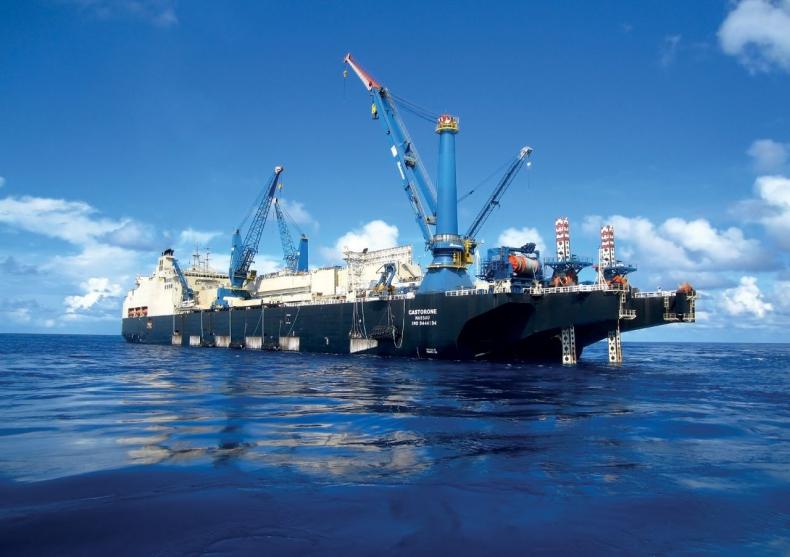 Baltic Pipe. 70 procent odcinka na dnie morza gotowe - GospodarkaMorska.pl