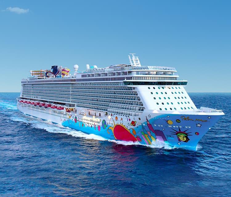 Norwegian Cruise Line ogłasza ogromne straty - GospodarkaMorska.pl