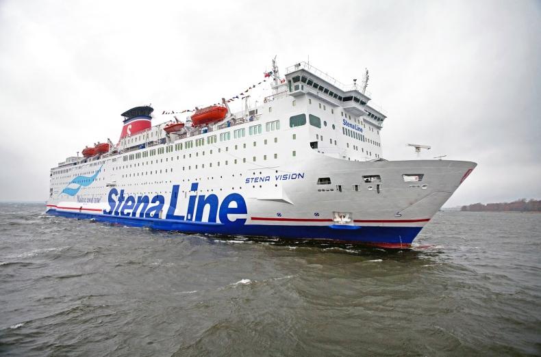 Niebezpieczeństwo na pokładzie promu Stena Line w Porcie Gdynia. Pasażer groził wysadzeniem statku - GospodarkaMorska.pl