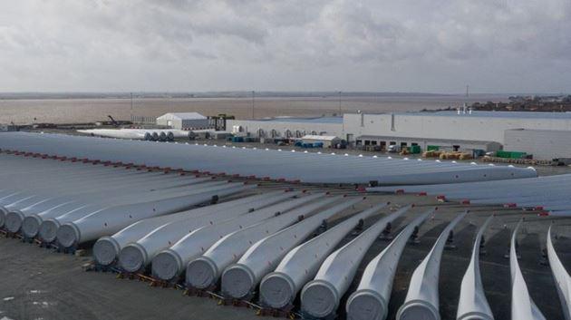 Siemens Gamesa rozbuduję fabrykę łopat w Hull. Brytyjska branża nie kryje radości - GospodarkaMorska.pl