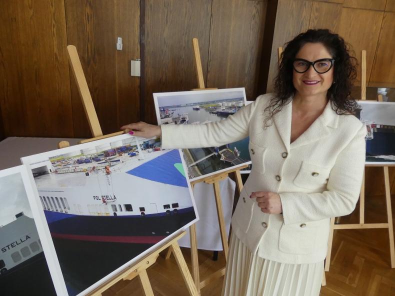 """POL Stella, nowa perełka we flocie PLO. Prezes: """"Odbudowujemy flotę i patrzymy w przyszłość stawiając na zespół"""" [WIDEO] - GospodarkaMorska.pl"""