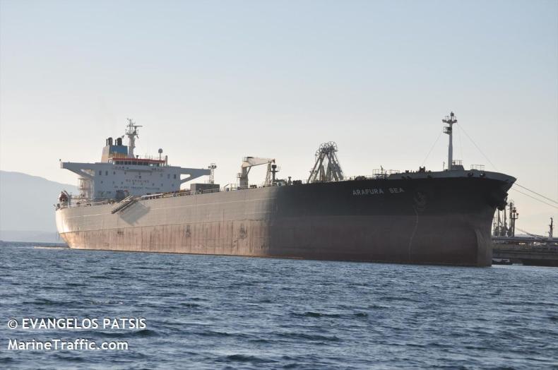 Brak kontaktu z tankowcem w Zatoce Omańskiej. Winsome zaangażowany w nielegalny handel ropą? - GospodarkaMorska.pl