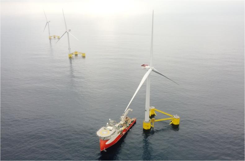 Hiszpania ma ambicje instalacji do 3 GW w morskiej energetyce wiatrowej - GospodarkaMorska.pl