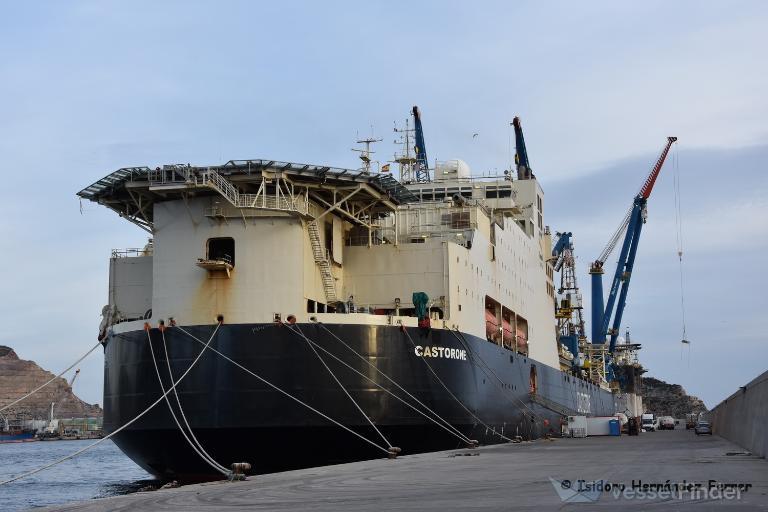 Baltic Pipe. Castorone zakończył pracę nad projektem: 150 km w 35 dni - GospodarkaMorska.pl