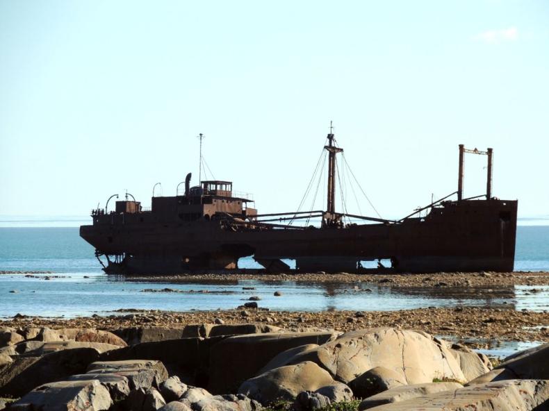 W 2021 roku na złom poszło rekordowo dużo statków - GospodarkaMorska.pl