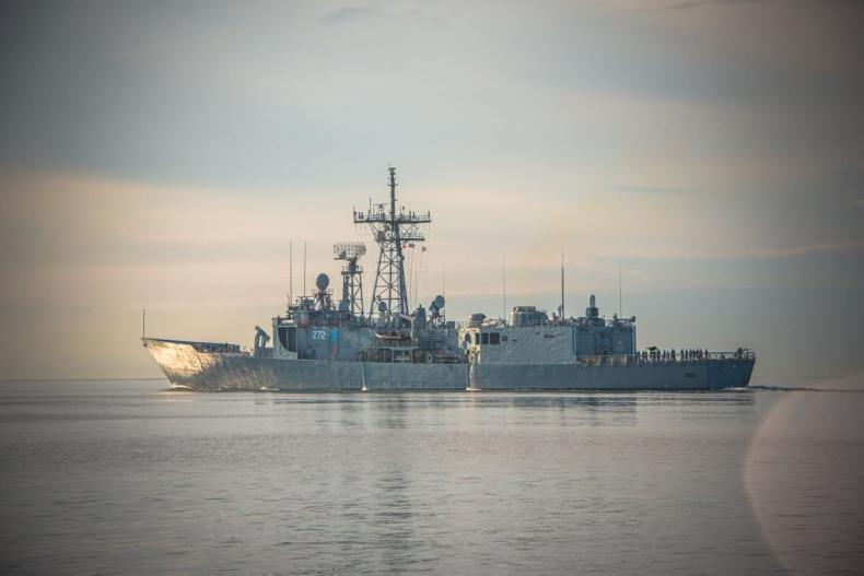 Ćwiczenie morskie Ostrobok-21 za nami [WIDEO, ZDJĘCIA] - GospodarkaMorska.pl