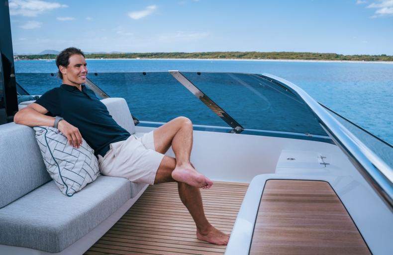 Sunreef pokaże w Monako jacht Rafaela Nadala - GospodarkaMorska.pl