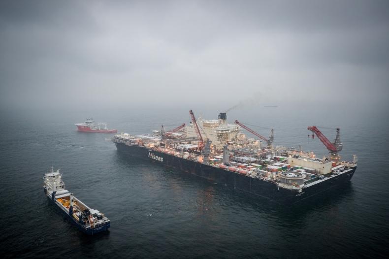 Nord Stream 2: finisz zaplanowany na 12 września - GospodarkaMorska.pl