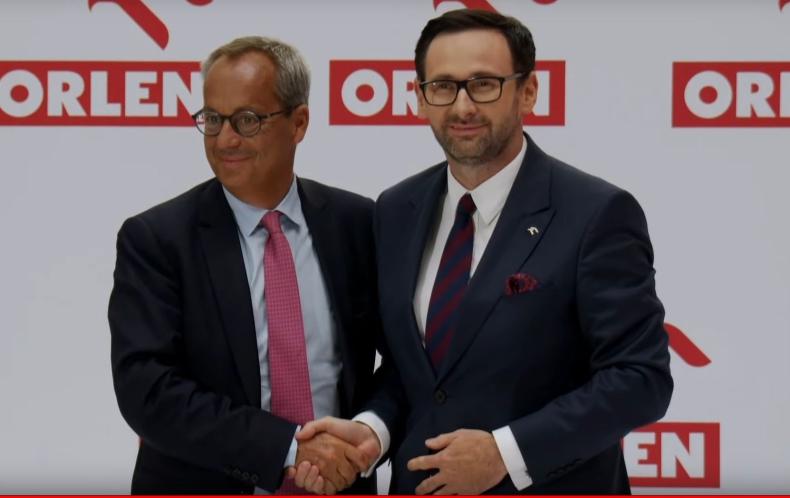 PKN Orlen wchodzi na Bałtyk z GE Renewable Energy - GospodarkaMorska.pl