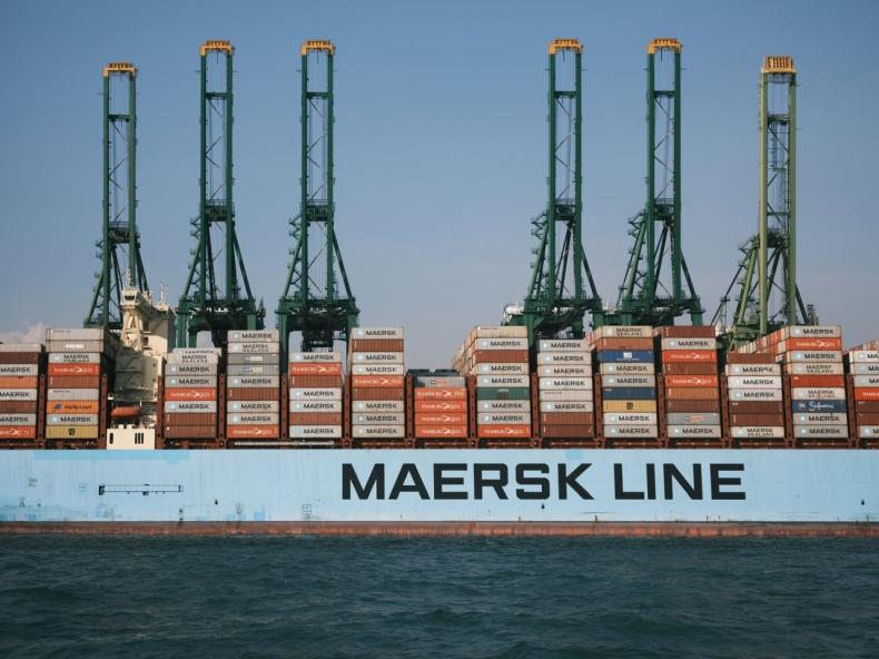 Maersk zamówił osiem zeroemisyjnych kontenerowców - GospodarkaMorska.pl