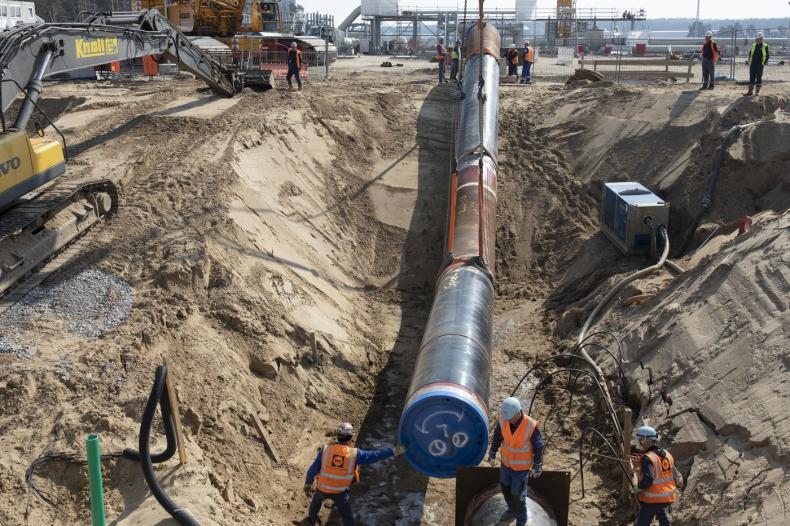 Nord Stream 2: derogacja niemożliwa, bo gazociąg jest nieukończony - GospodarkaMorska.pl