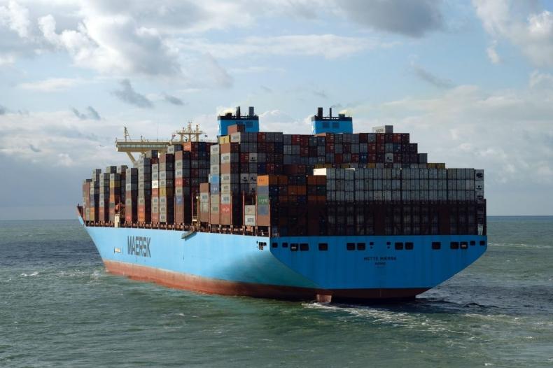 Powstają największe silniki na metanol, będą zasilać kontenerowce Maersk - GospodarkaMorska.pl