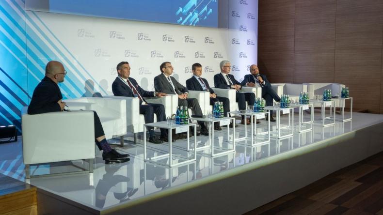 Forum Wizja Rozwoju 2021 - dzień I. Rozwój portów i budowa floty offshore - podsumowanie [WIDEO, ZDJĘCIA] - GospodarkaMorska.pl