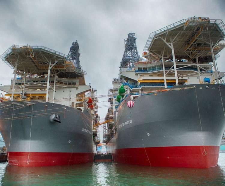 Transocean podpisał kontrakt o wartości 252 mln USD na budowę nowego statku wiertniczego - GospodarkaMorska.pl