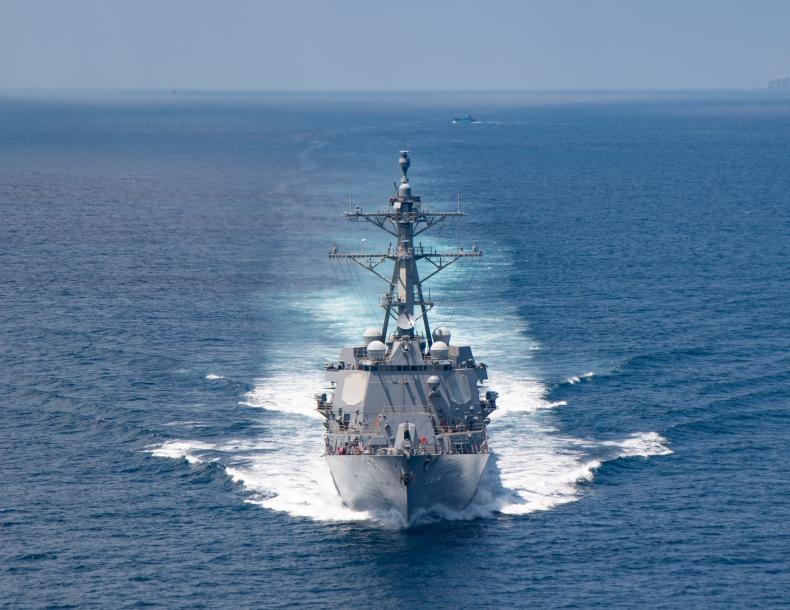US Navy w Cieśninie Tajwańskiej. Jest ostra odpowiedź Chin - GospodarkaMorska.pl